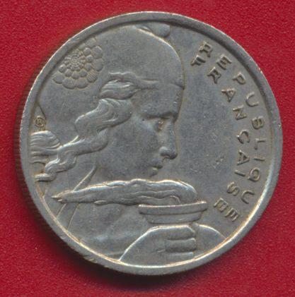 100 FRANCS 1958 CHOUETTE