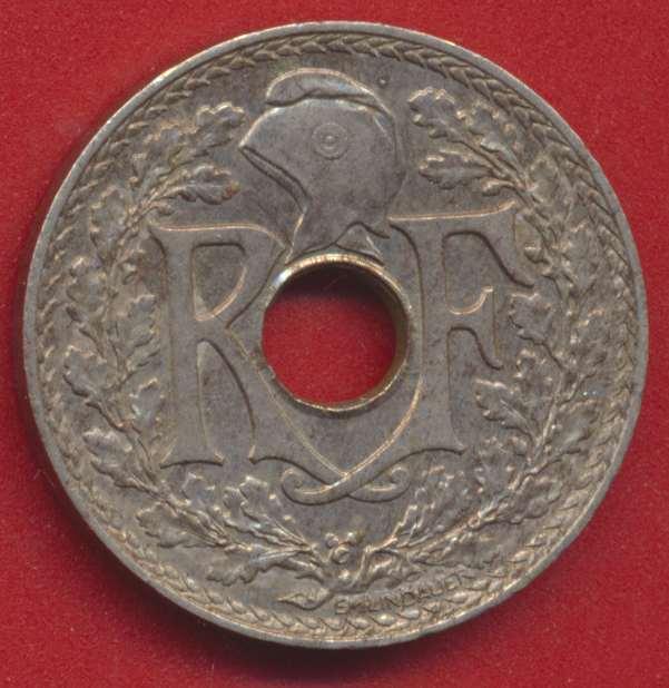 25 centimes lindauer 1940
