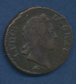 Louis XV sol a la vieille tete 1774 d lyon
