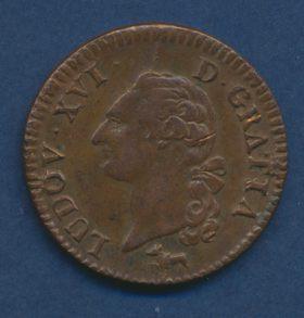Louis XVI sol 1782 R orleans