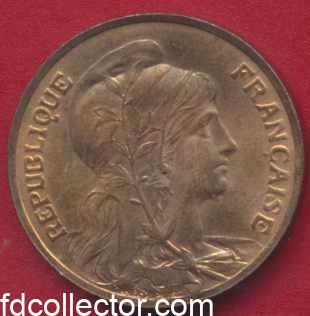 10 centimes dupuis 1898 av