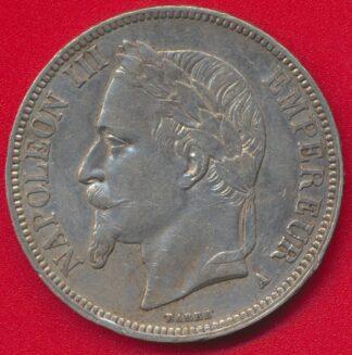 5-francs-napoleon-iii-1867-a-paris
