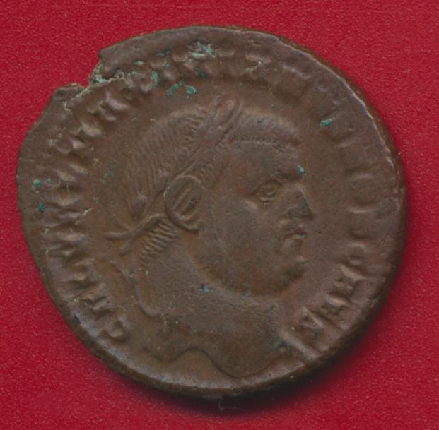 galere follis Galérius Valerius Maximianus César