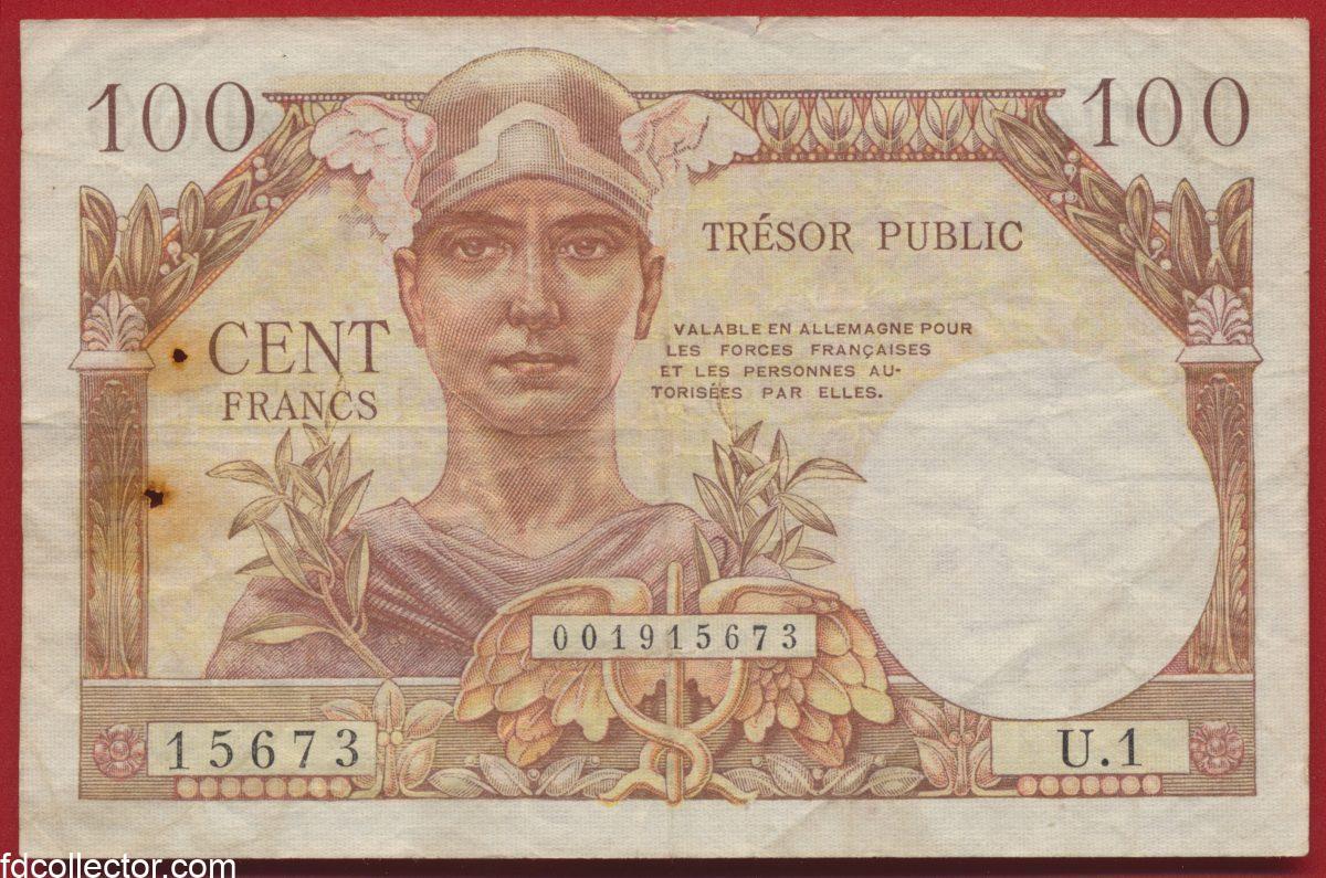100-francs-tresor-public-forces-francaises-en-allemagne-15673