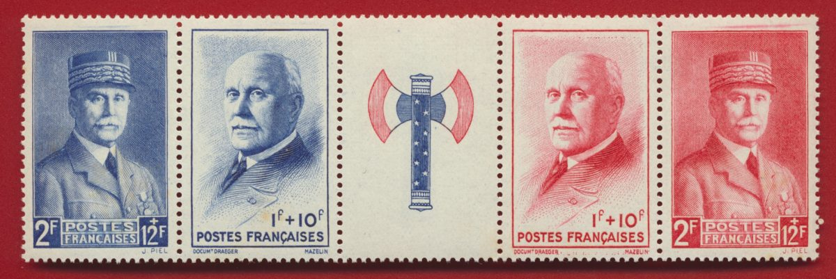 bande-timbres-petain-francisque