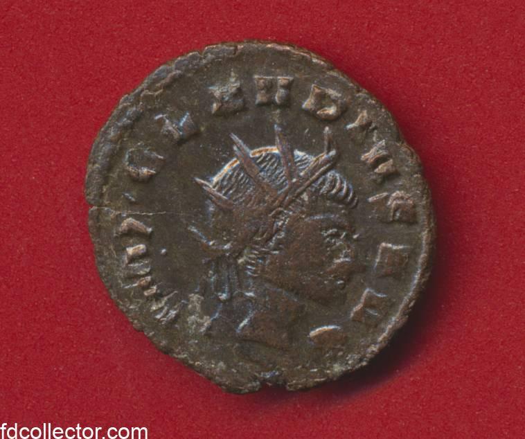 Claude II le gothique imp c claudivs avg felicitas avg antoninien