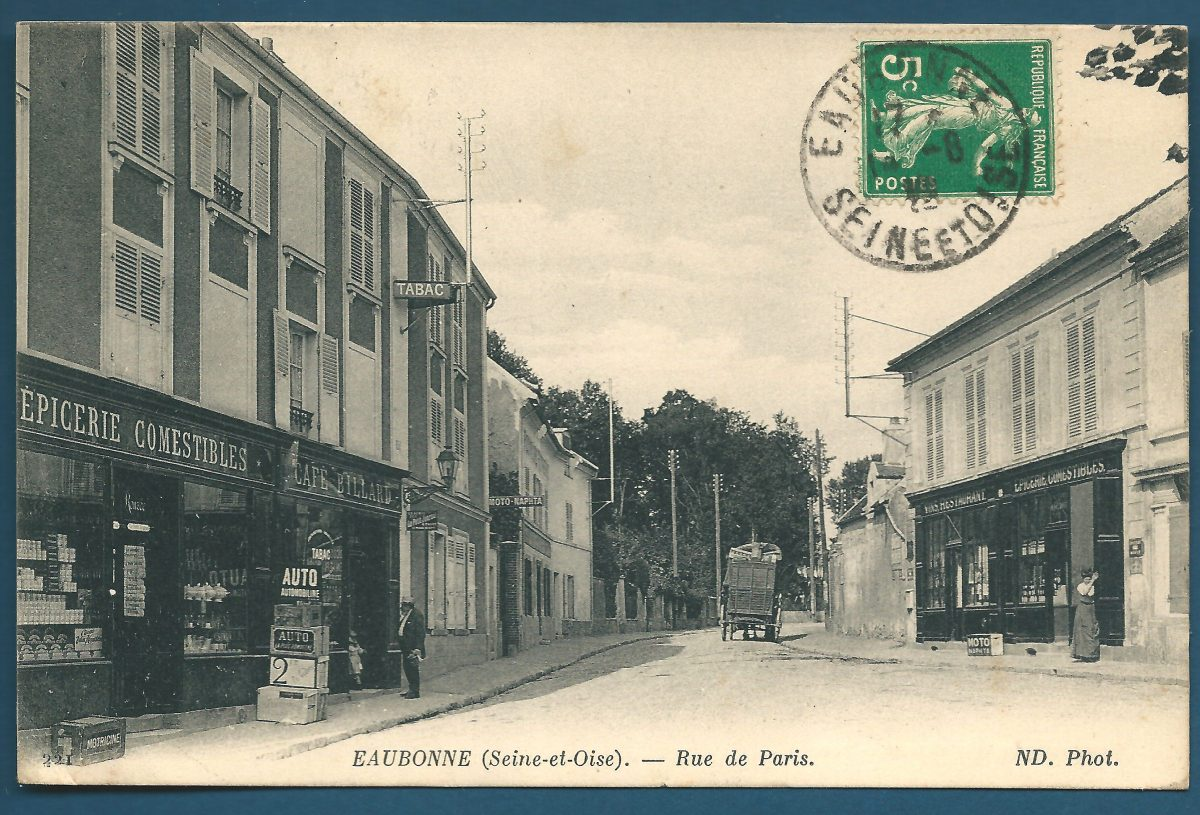 cpa-eaubonne-rue-de-paris