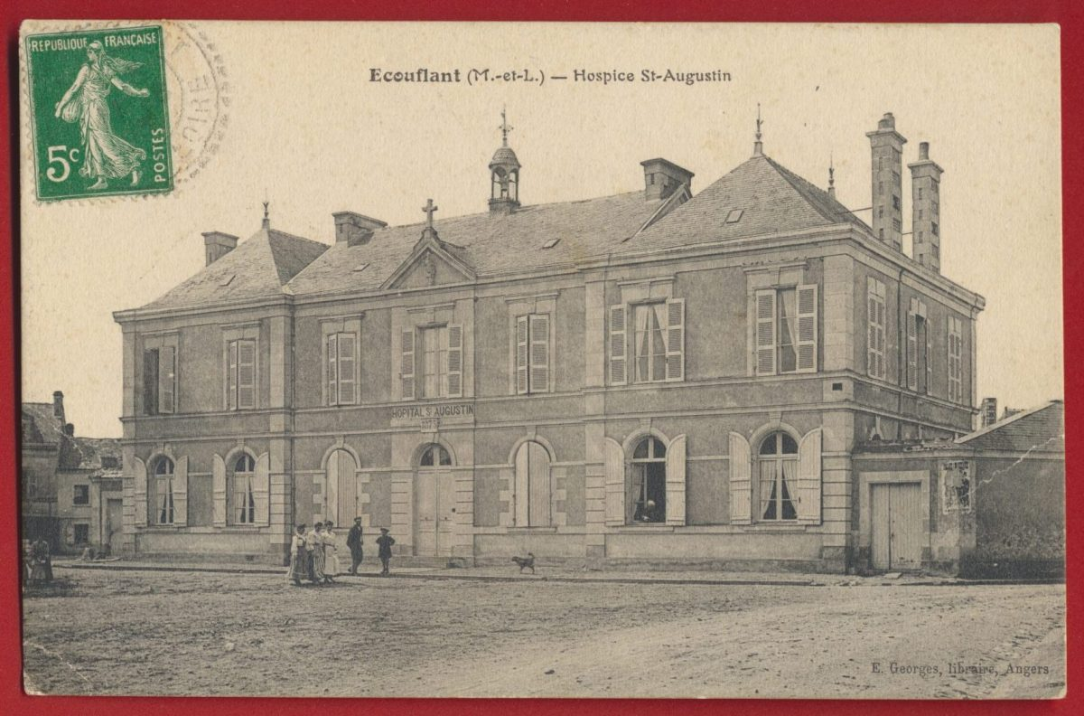 cpa-ecouflant-hospice-st-augustin
