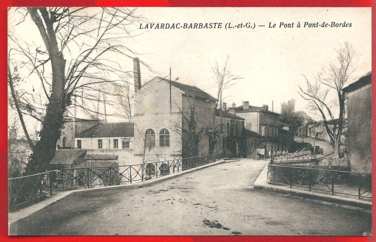 cpa-lavardac-barbaste-pont-de-bordes