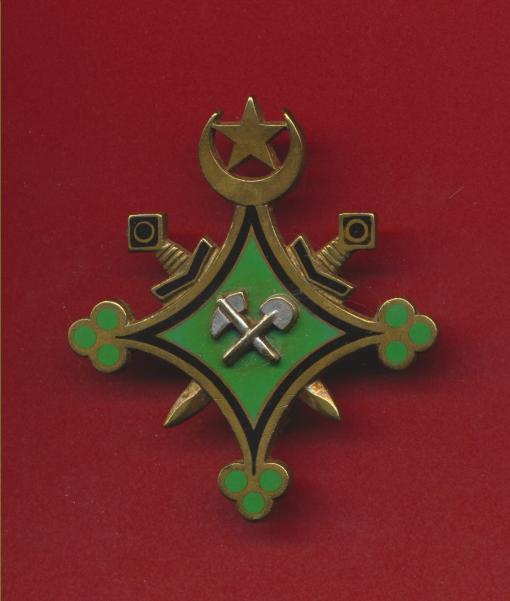 insigne-genie-mauritanie-drago-paris