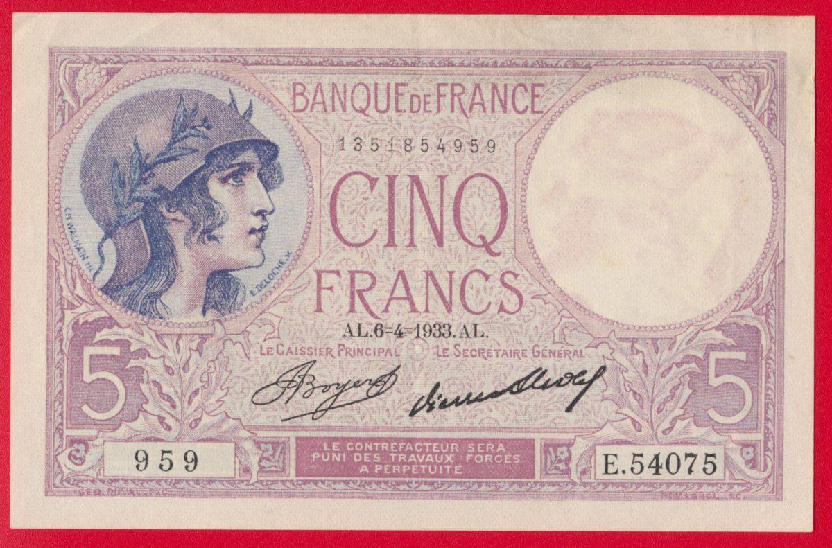 5-francs-violet-6-4-1933-54075