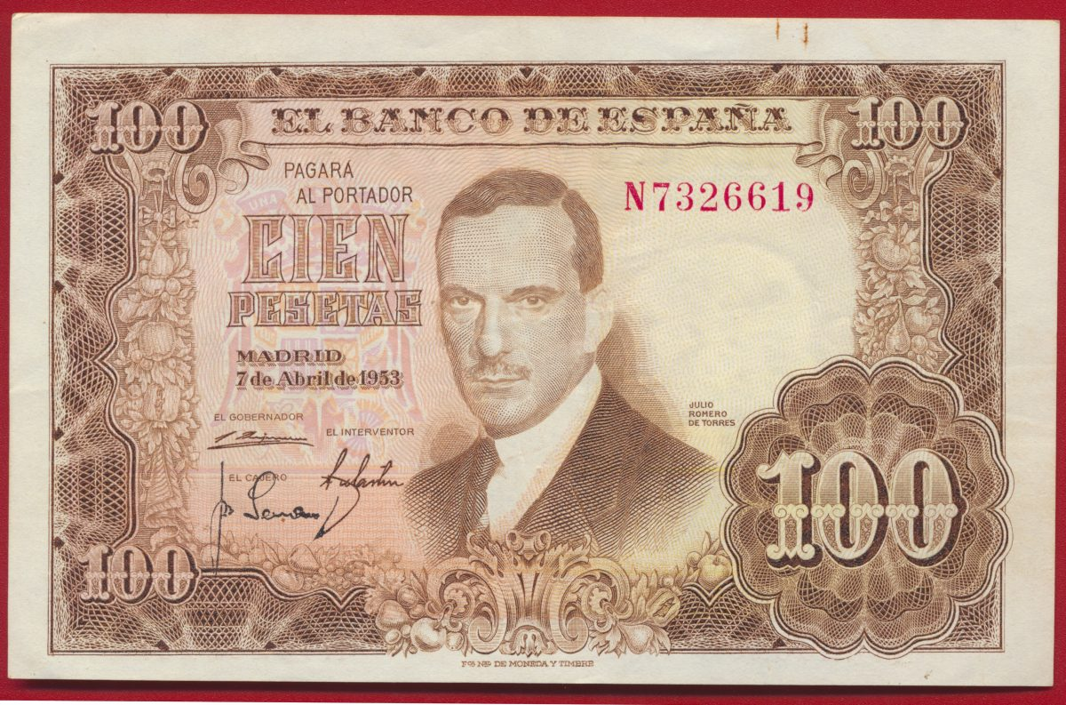 espagne-100-pesetas-1953-el-banco-de-espana-6619