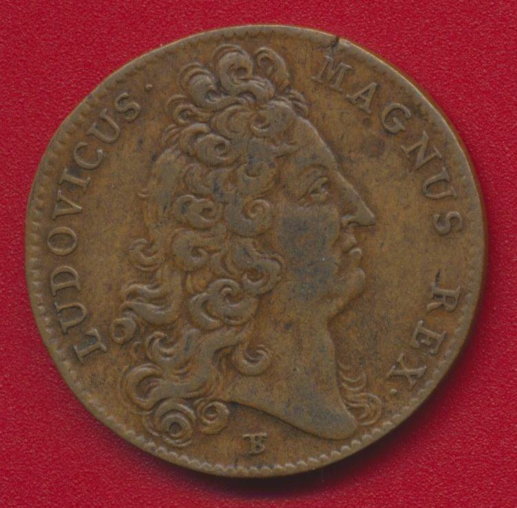 jeton-galeres-ludovicus-magnus-servvat-terretque-vicissim-1709