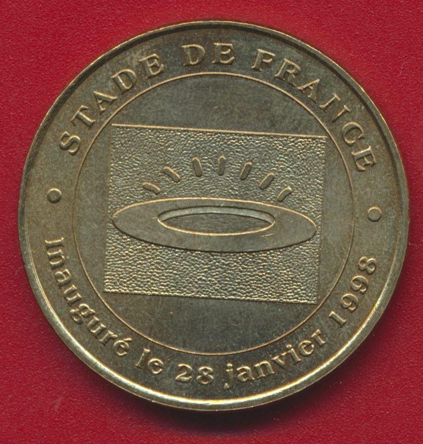 medaille-monnaie-de-paris-stade-de-france-inaugure-le-28-janvier-1998