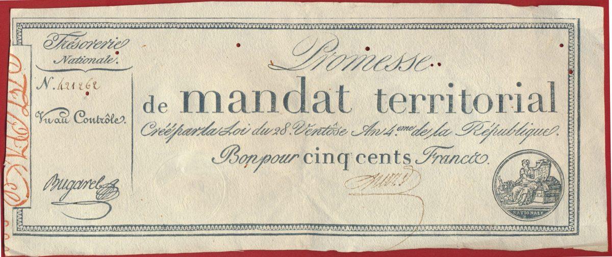 promesse-de-mandat-territorial-bon-pour-cinq-cents-francs-421262-sans-serie