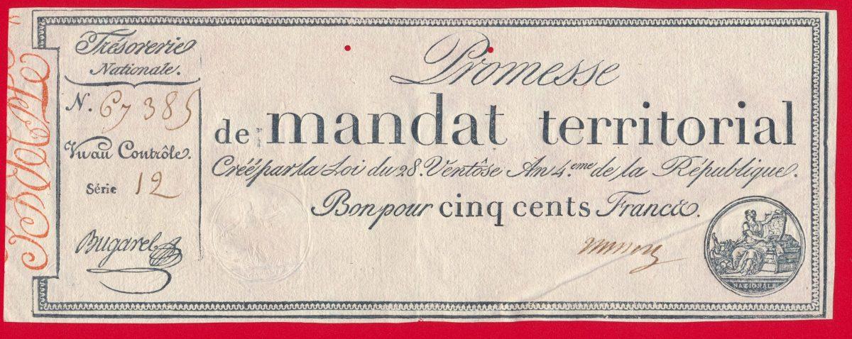 promesse-de-mande-territorial-bon-pour-cinq-cents-francs-67385