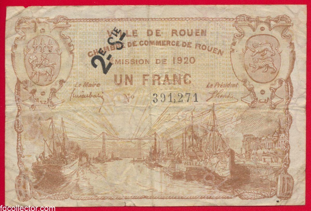rouen-un-franc-chambre-de-commerce-emission-1920-391271