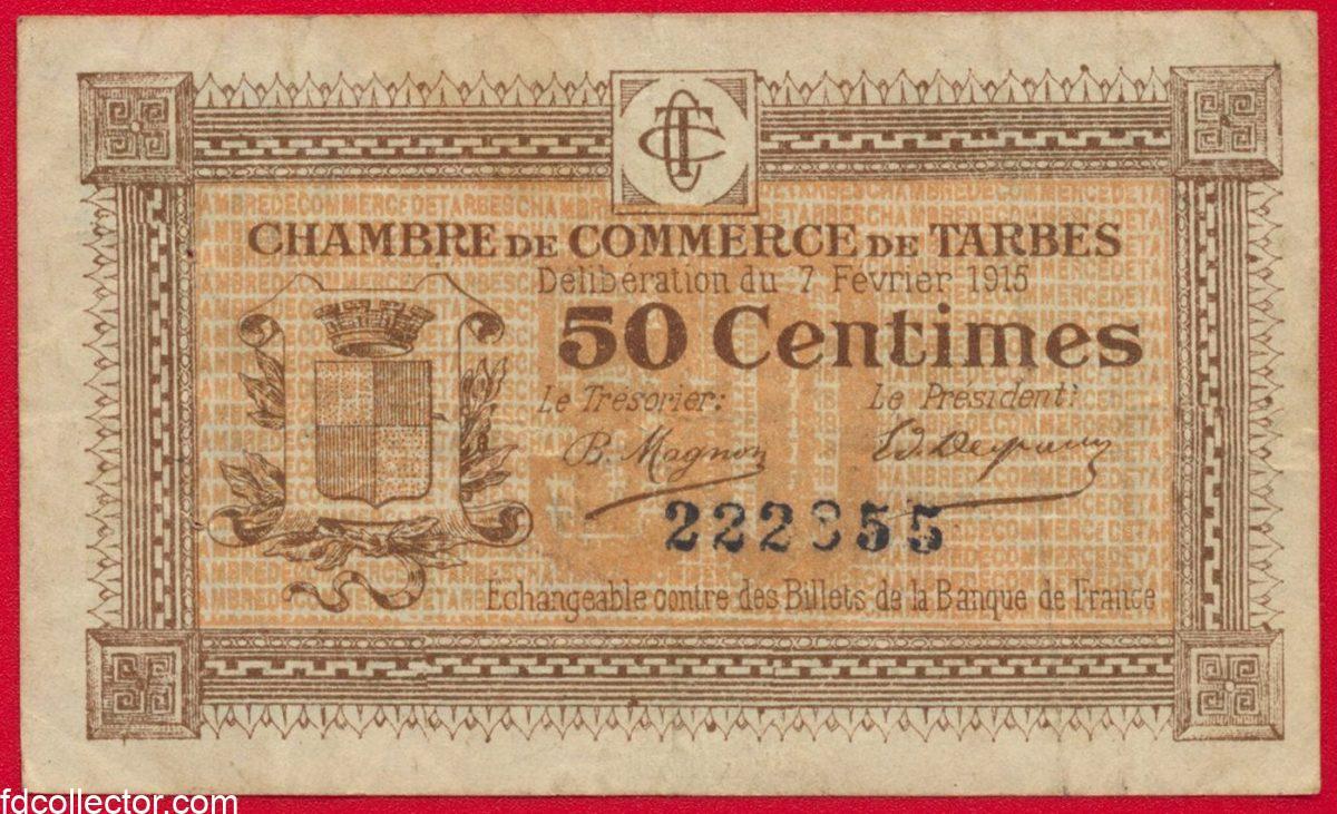 tarbes-50-centimes-fervrier-1915
