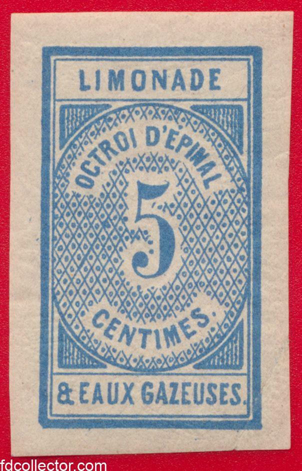 timbre-5-centimes-limonade-eaux-gazeuses-octroi-epinal