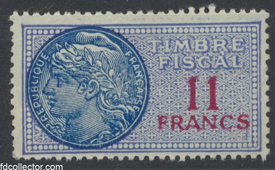timbre-fiscal-11-francs