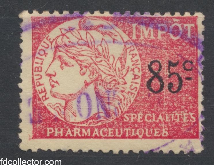 timbre-fiscal-pharmaceutique-specialite-85-centimes-meche-arrondie