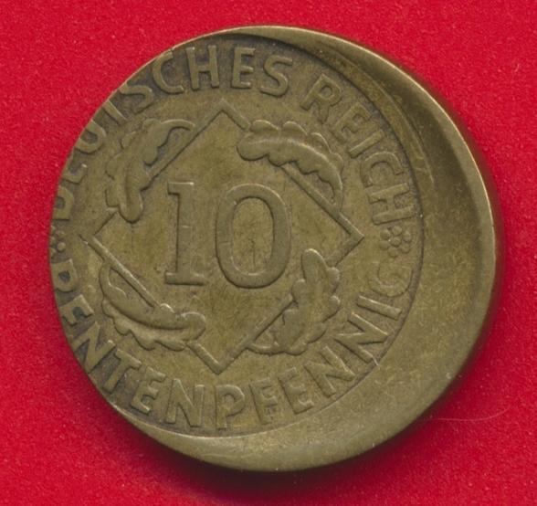 allemagne-10-rentenpfennig-1924-a-fautee-decalee-vs