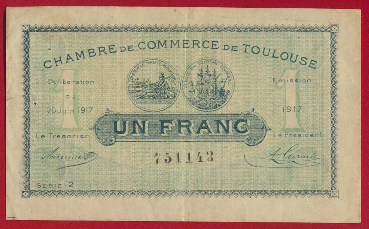 billet-necessite-un-franc-toulouse-1917-751143