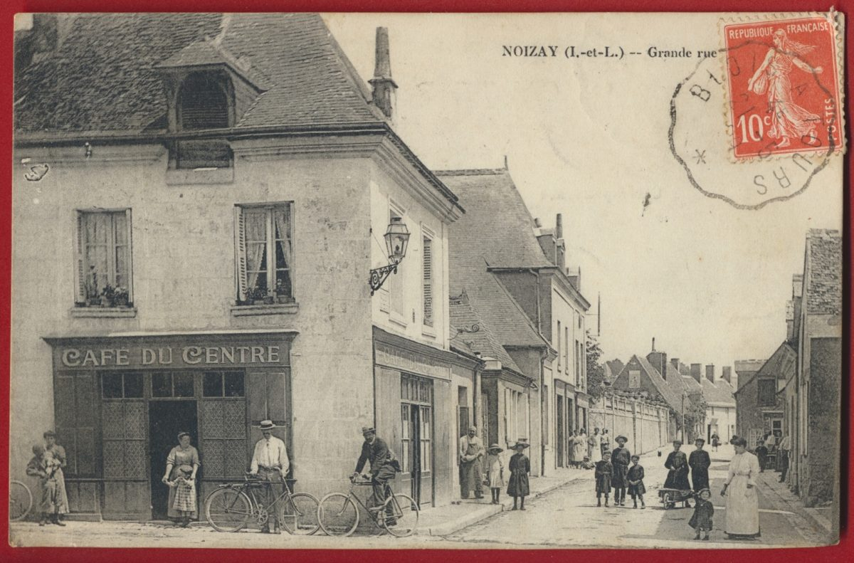 cpa-noizay-indre-loire-grande-rue