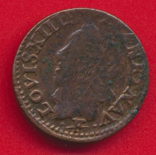 double-tournois-louis-xiii-1643-f-barre-feurs