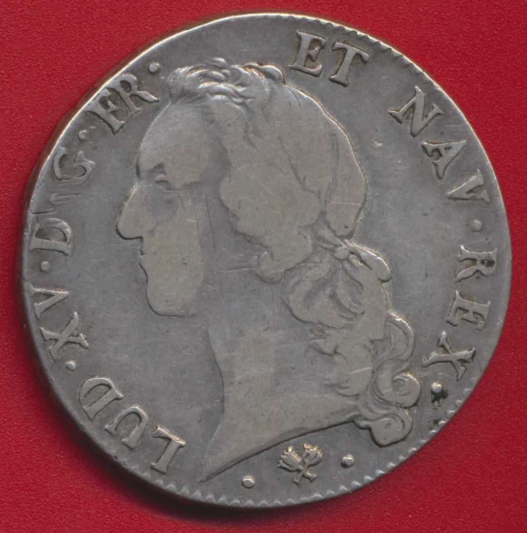 ecu-6-livres-au-bandeau-louis-xv-1770-l-bayonne