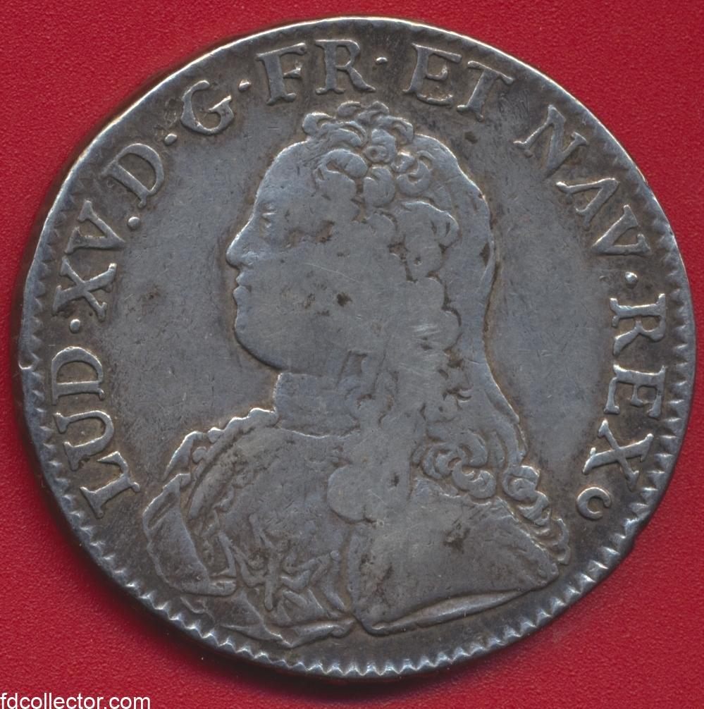ecu-6-livres-aux-branches-olivier-louis-xv-1727-tours-avers