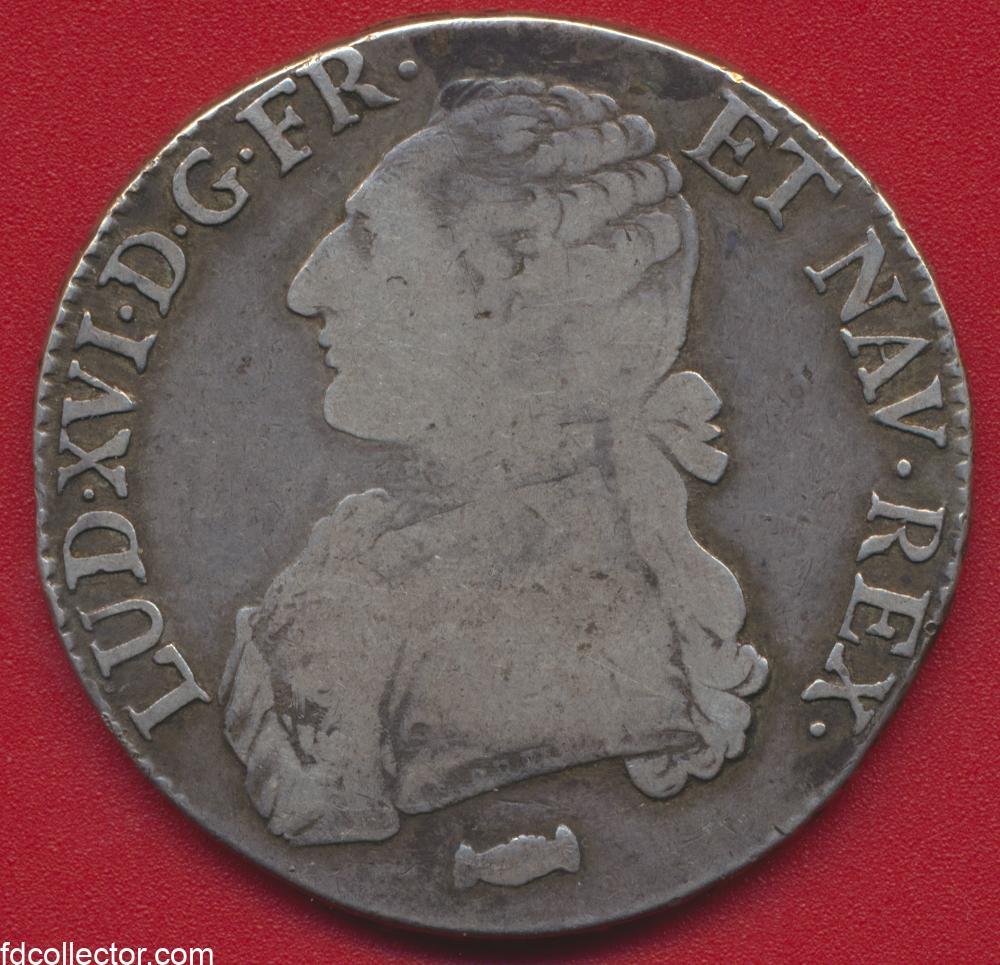 ecu-six-livres-louis-xvi-au-buste-habille-1775-k-bordeaux