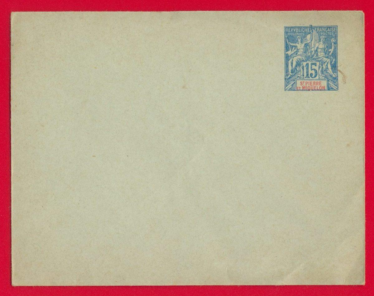 entier-postal-saint-pierre-et-miquelon-15-centimes