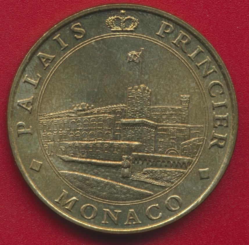 monnaie-paris-monaco-palais-princier-2001-millennium