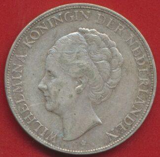 pays-bas-wilhelmine-2-gulden-1-2-1930