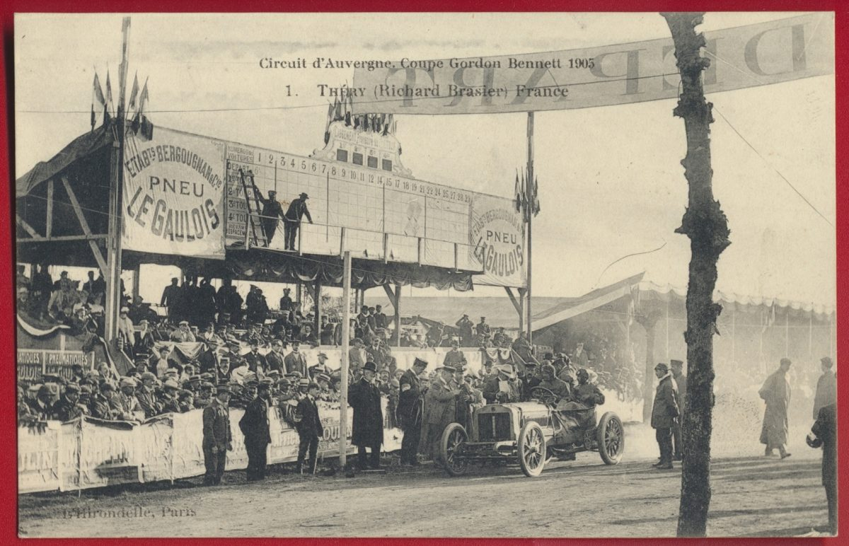cpa-circuit-auvergne-coupe-gordon-bennet-1905-thery-richard-brasier-france