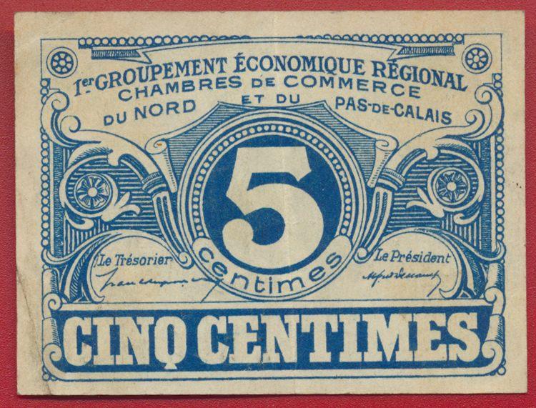 5 centimes groupement economique regional nor pas de calais