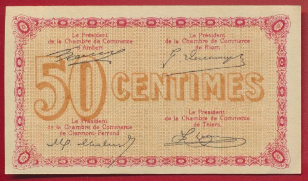 50 centimes chambre de commerce departement puy de dome 8769 vs