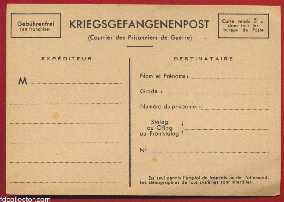 carte-prisonnier-guerre-courrier-kriegsgefangenenpost