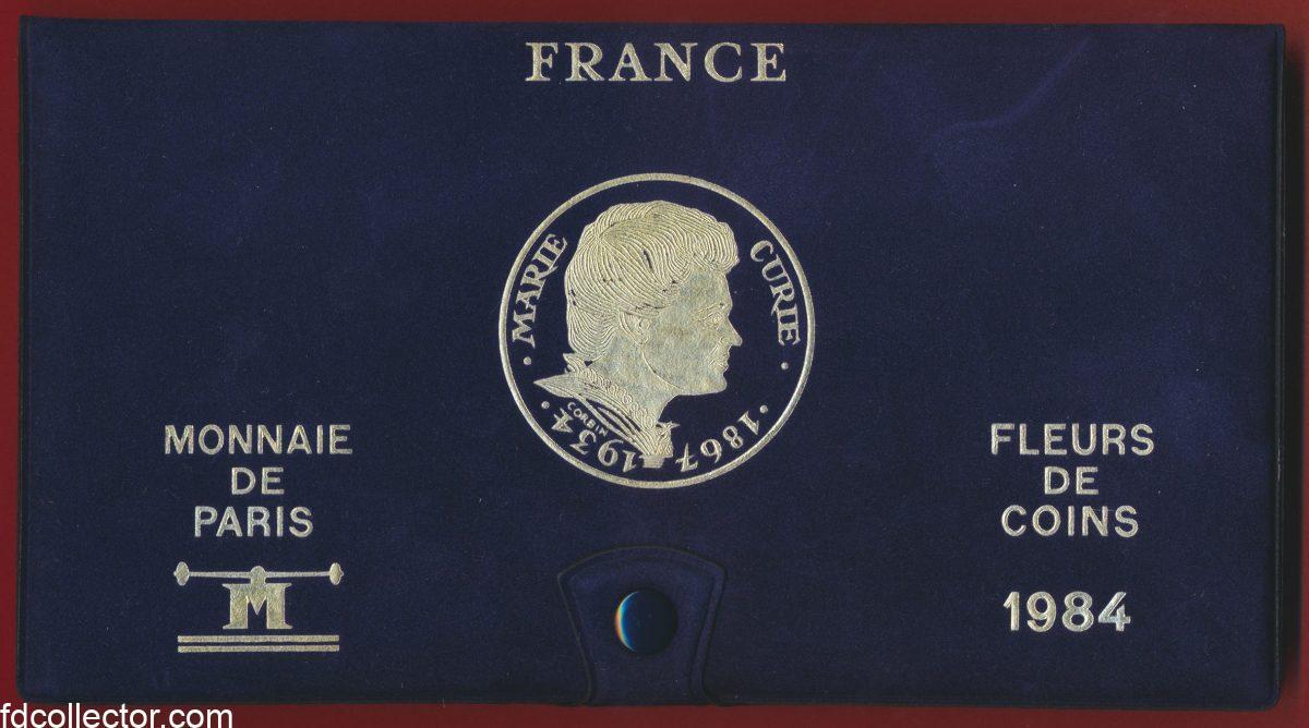 coffret-fdc-fleur-coin-1984-monnaie-paris