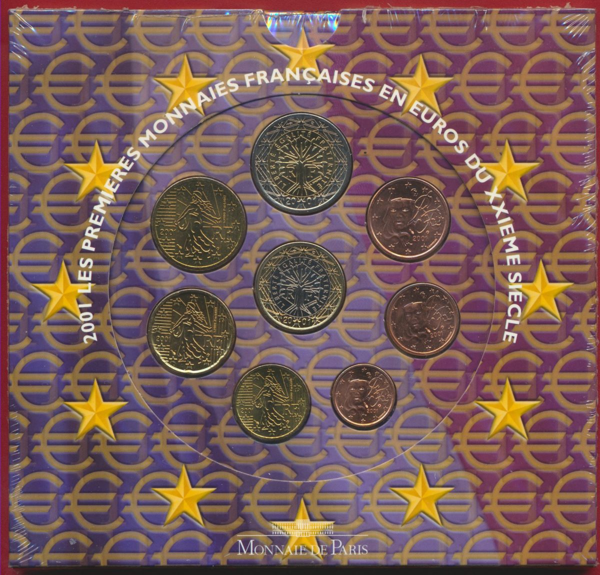serie-officielle-monnaie-paris-euro-2001