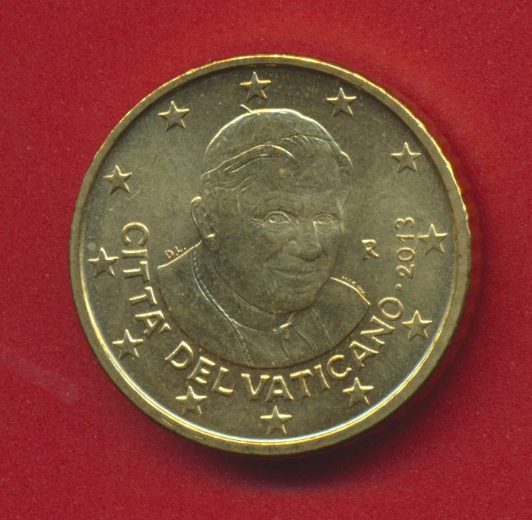 vatican-50-cent-2013-avers