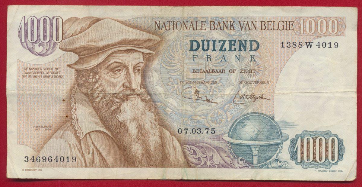 belgique-1000-francs-duizen-frank-4019-7-3-75