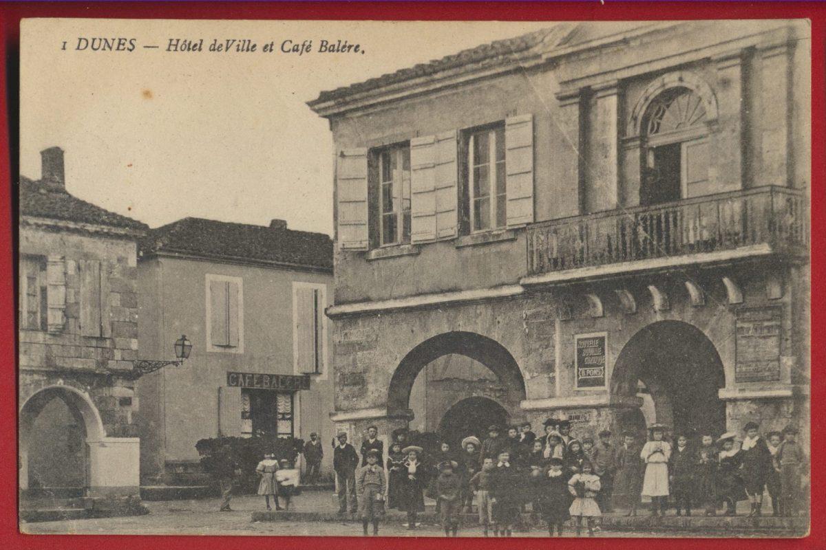 cpa-dunes-hotel-ville-cafe-balere-tarn-garonne