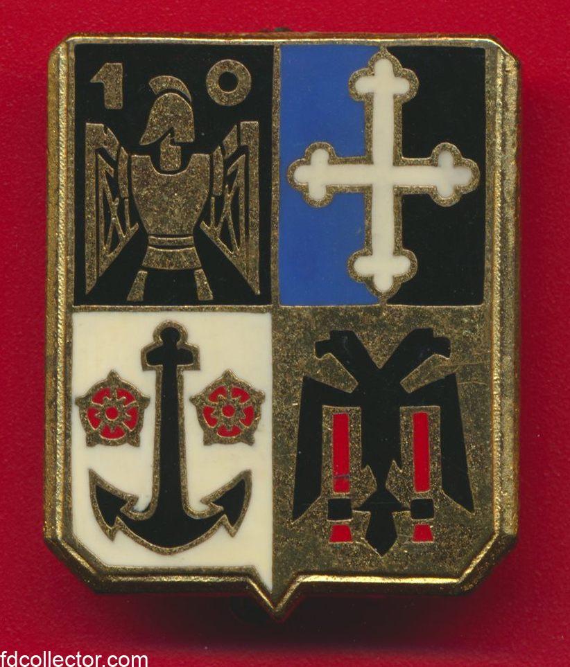 nsigne-10eme-regiment-genie-speyer-spire-allemagne-ffa