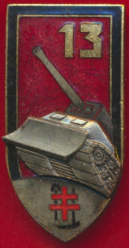 insigne-13-regiment-genie-treves-vs