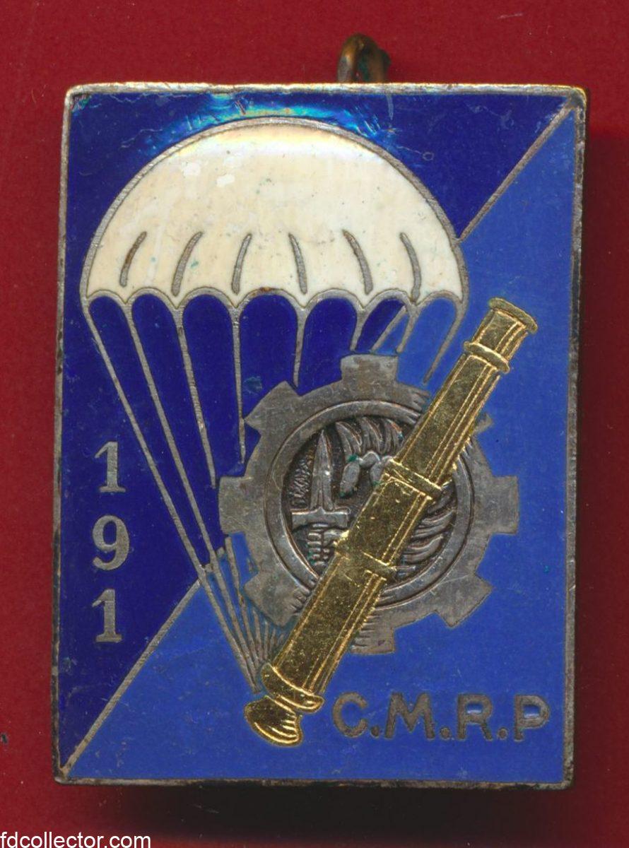 insigne-191-compagnie-reparation-parachutes