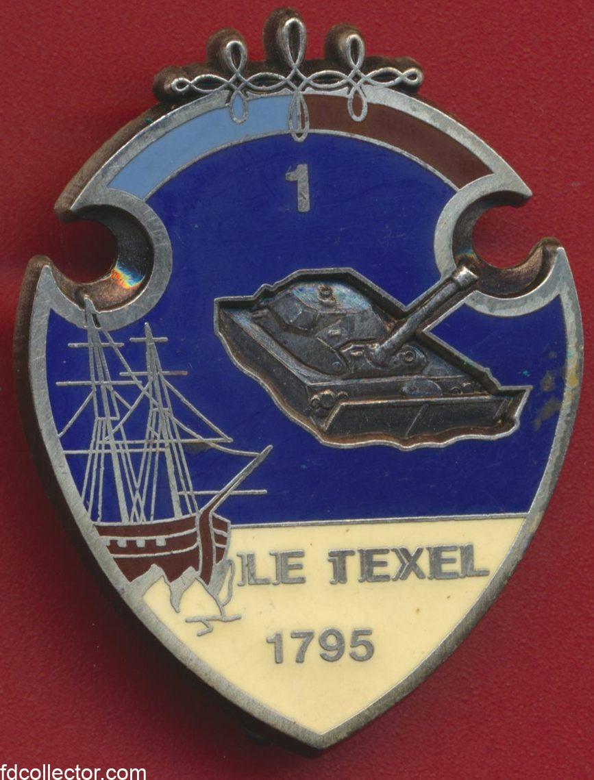 insigne-2-regiment-hussard-1-escadron-texel-1795