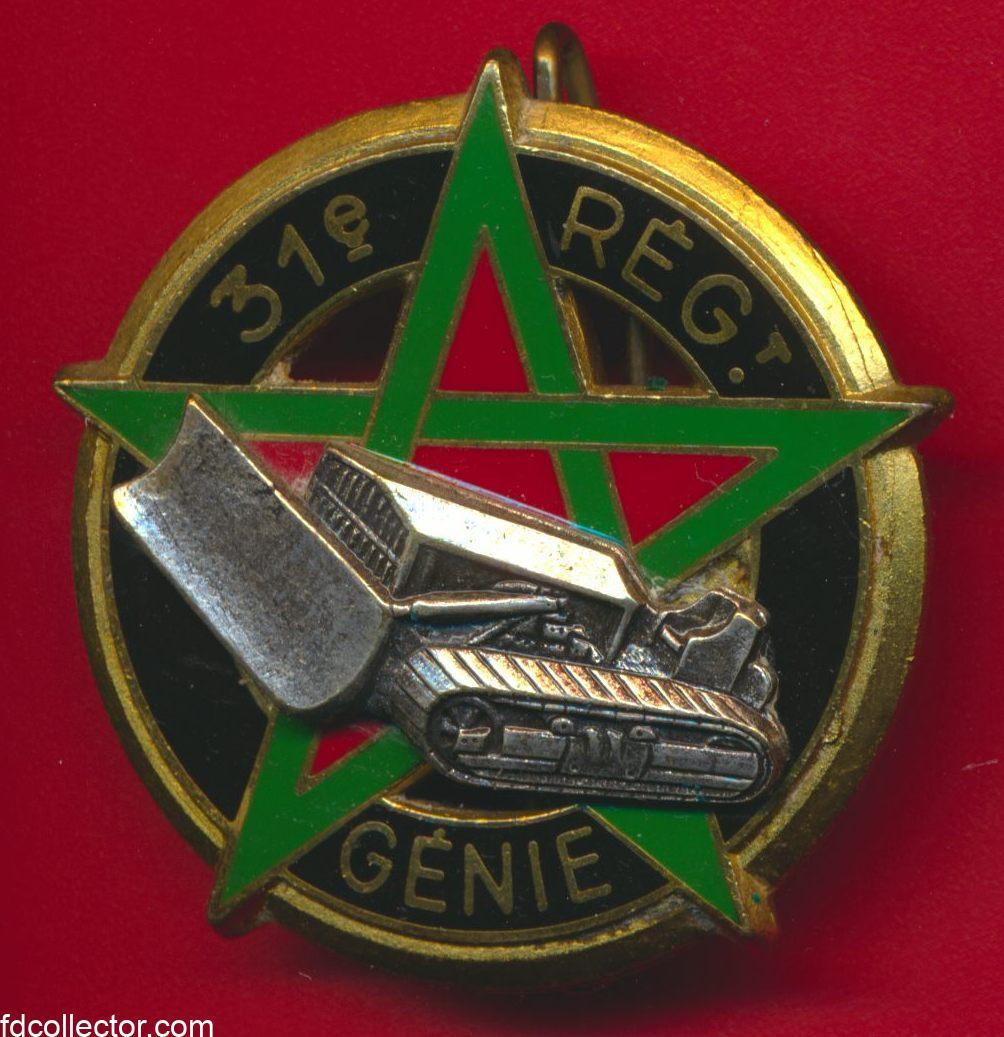 insigne-31eme-regiment-genie-castelsarrasin