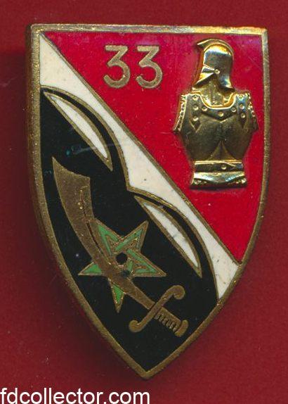 insigne-33-bataillon-genie-vs
